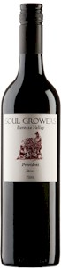 Soul Growers Provident Shiraz 2010 - Buy Australian & New Zealand Wines On Line