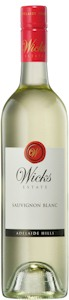 Wicks Estate Sauvignon Blanc 2012 - Buy Australian & New Zealand Wines On Line