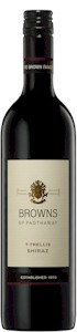 Browns of Padthaway T-Trellis Shiraz 2010 - Buy Australian & New Zealand Wines On Line