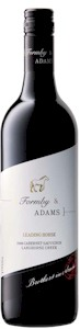Formby Adams Leading Horse Cabernet 2009 - Buy Australian & New Zealand Wines On Line