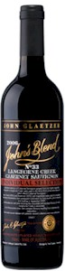 Johns Blend Cabernet Sauvignon 2008 - Buy Australian & New Zealand Wines On Line