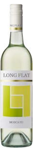 Long Flat Moscato - Buy Australian & New Zealand Wines On Line