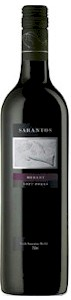 Sarantos Soft Press Merlot - Buy Australian & New Zealand Wines On Line