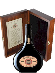 More details Seppeltsfield Centenary 100 Year Tawny 1909 375ml