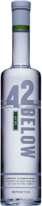 42 Below Kiwifruit Vodka 700ml - Buy Australian & New Zealand Wines On Line