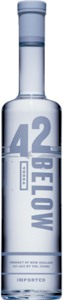 42 Below New Zealand Vodka 700ml - Buy Australian & New Zealand Wines On Line