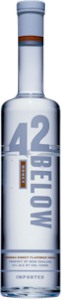 42 Below Manuka Honey Vodka 700ml - Buy Australian & New Zealand Wines On Line