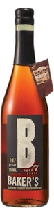 Bakers Bourbon 700ml - Buy Australian & New Zealand Wines On Line