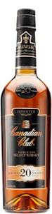 Canadian Club 20 Year Old 750ml - Buy