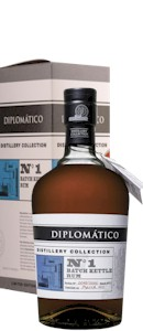 Diplomatico Collection No1 Kettle Rum 700ml - Buy