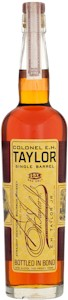 EH Taylor Single Barrel Bourbon 750ml - Buy