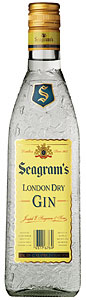 Seagrams London Dry Gin 700ml - Buy