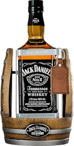 More details Jack Daniels Black Label Tennessee 1.75 litres