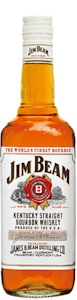 Jim Beam White Label Bourbon 700ml - Buy Australian & New Zealand Wines On Line