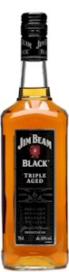 Jim Beam Black Label Bourbon 700ml - Buy Australian & New Zealand Wines On Line