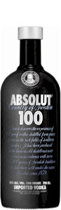 Absolut 100 Proof Swedish Vodka 700ml - Buy Australian & New Zealand Wines On Line