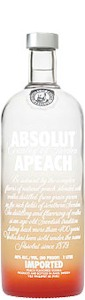 Absolut Peach Vodka 700ml - Buy Australian & New Zealand Wines On Line