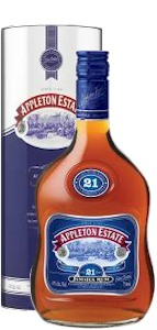 Appleton Estate 21 Years Jamaica Rum 700ml - Buy