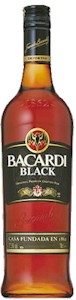 Bacardi Black 700ml - Buy Australian & New Zealand Wines On Line