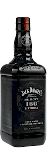 Jack Daniels Mr Jacks 160th Birthday 700ml - Buy Australian & New Zealand Wines On Line