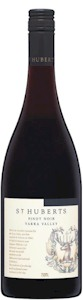 St Huberts Pinot Noir 2010 - Buy Australian & New Zealand Wines On Line