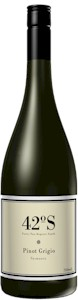 42 Degrees South Pinot Grigio 2012 - Buy Australian & New Zealand Wines On Line