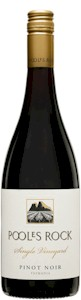 Pooles Rock Pinot Noir 2009 - Buy Australian & New Zealand Wines On Line