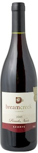Bream Creek Reserve Pinot 2008 - Buy Australian & New Zealand Wines On Line