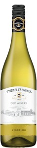 Tyrrells Old Winery Verdelho 2012 - Buy Australian & New Zealand Wines On Line