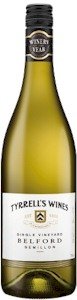 Tyrrells Belford Semillon 2007 - Buy Australian & New Zealand Wines On Line