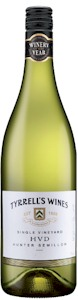 Tyrrells Single Vineyard HVD Semillon 2007 - Buy Australian & New Zealand Wines On Line