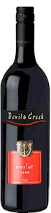 Devils Creek Alpine Valley Merlot 2012 - Buy Australian & New Zealand Wines On Line