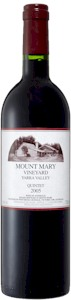 Mount Mary Quintet 2010 - Buy Australian & New Zealand Wines On Line