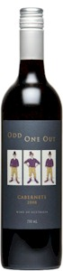 Odd One Out Cabernets 2008 - Buy Australian & New Zealand Wines On Line