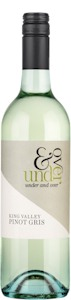 Armchair Critic Under Over King Valley Pinot Gris 2012 - Buy Australian & New Zealand Wines On Line
