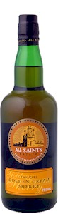 All Saints Golden Cream Sherry - Buy Australian & New Zealand Wines On Line