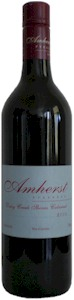 Amherst Daisy Creek Shiraz Cabernet 2010 - Buy Australian & New Zealand Wines On Line