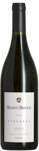 Berrys Bridge Pyrenees Shiraz 2006 - Buy Australian & New Zealand Wines On Line