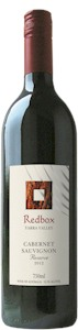 Redbox Reserve Cabernet Sauvignon 2010 - Buy Australian & New Zealand Wines On Line