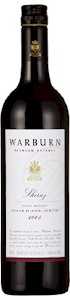Warburn Premium Reserve Shiraz - Buy Australian & New Zealand Wines On Line