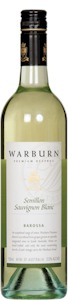 Warburn Reserve Sauvignon Semillon - Buy Australian & New Zealand Wines On Line