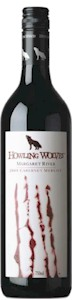 Howling Wolves Cabernet Merlot 2008 - Buy Australian & New Zealand Wines On Line