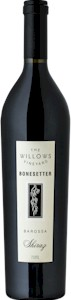 Willows Bonesetter Shiraz 2006 - Buy Australian & New Zealand Wines On Line