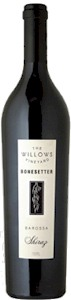 Willows Bonesetter Shiraz 2008 - Buy Australian & New Zealand Wines On Line