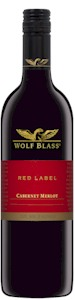 Wolf Blass Red Label Cabernet Merlot 2012 - Buy Australian & New Zealand Wines On Line