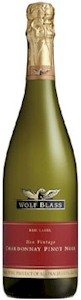 Wolf Blass Sparkling Chardonnay Pinot  Noir NV - Buy Australian & New Zealand Wines On Line