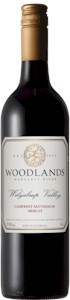 Woodlands Cabernet Merlot 2011 - Buy Australian & New Zealand Wines On Line