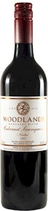Woodlands Nicolas Cabernet Sauvignon 2007 - Buy Australian & New Zealand Wines On Line