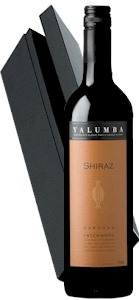 More details Yalumba Patchwork Shiraz 2006 Gift Box