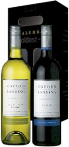 More details Oxford Landing Twin Gift Pack